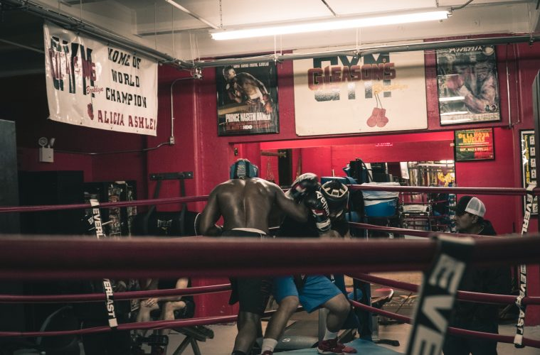 INSIDE LOOK: Gleason's Gym Brooklyn - Delta Grade
